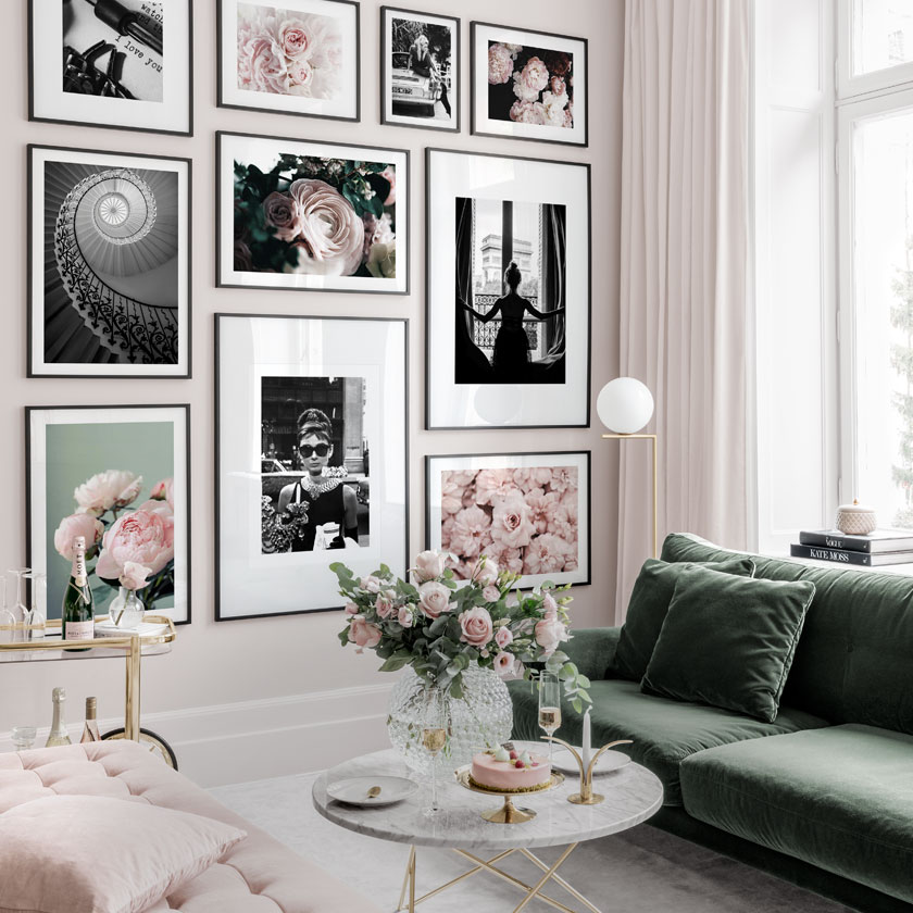 Best Place To Buy Wall Art.Poster Store Scandinavian Wall Art Buy Posters Frames